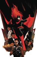 Batwoman #1 Steve Epting Cover Marguerite Bennett DC Comics Rebirth Batman HOT