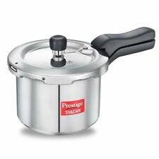 Prestige Svachh Induction Base Pressure Cooker 3 Litre with Spillage Control