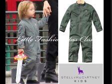 BNWT 100% Auth By Stella McCartney, Boys Military Style Jumpsuit. 4 YRS