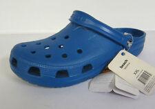 Flache Crocs Damen-Sandalen & -Badeschuhe aus Synthetik für die Freizeit