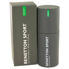 BENETTON SPORT by Benetton 3.3 oz 100 ml EDT Cologne Spray for Men New in Box