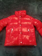 Sam Cherry Puffer Jacket
