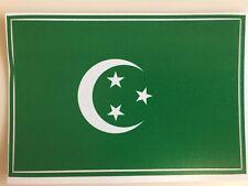 Kingdom of Egypt (1922-1958) vinyl sticker flag