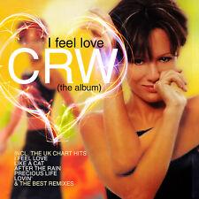 CD CRW J'AI Feel Love (L'Album)