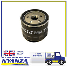 Mahle Oil Filter OC727 - Fits Renault 1.9DTI, 1.9Dci - Genuine Part