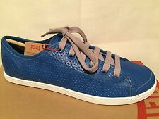CAMPER 18785-021 UNO BLUE LACE UP CASUAL MODERN SNEAKER SHOES MENS SZ 9