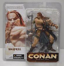 Mcfarlane Toys CONAN Series 1 2004 SKIFELL Barbarian Action Figure NIP
