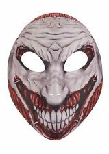 Scary Joker Face Mask Psycho Circus Batman Halloween Fancy Dress