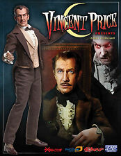 Vincent Price 1:6 Scale Action Figure Phicen Executive Replicas Go Hero NEW