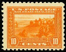 404, Mint PERF 10 VF OG NH PO FRESH GEM Cat $2,100.00