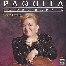 Paquita La Del Barrio : Desquitate Conmigo CD