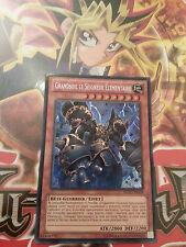 Yu-Gi-Oh! Grandsoil le Seigneur Elémentaire REDU-FR038 gransoil elemental lord