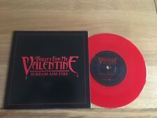 Bullet for my valentine-Scream aim fire/Creeping death.7""