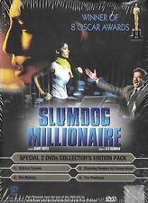 SLUMDOG MILLIONAIRE - BRAND NEW - SPECIAL 2DISC COLLECTORS EDITION