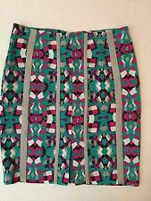 STEVE HARVEY celebrity edition Women`s skirt size 14 fashion casual pencil