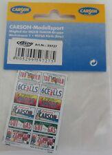 Carson 59727 -  XMODS Nummerschild Kennzeichen Aufkleber