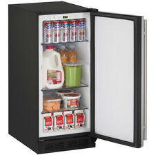 U-Line U-1215Rs-00A Built-in Freestanding Compact Refrigerator Stainless