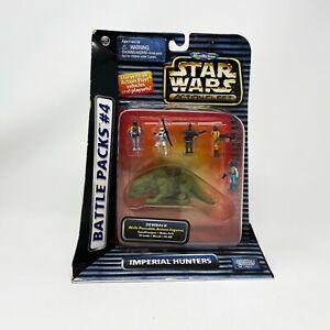 1996 Micro Machines - Star Wars Action Fleet - Imperial Hunters - Boba Fett