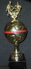 Soccer Ball Trophy- Futbol-  Winner- Team- Champion-