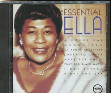 ELLA FITZGERALD - THE ESSENTIAL ELLA - CD