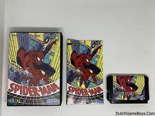 Spider Man - Sega Mega Drive - Japan