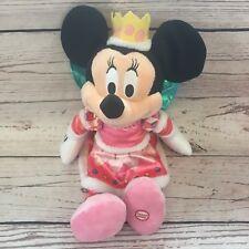 Hallmark Minnie Mouse Musical Plush Dance Sugar Plum Fairy Christmas Nutcracker