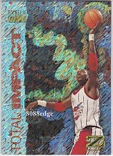 1997-98 Z-FORCE TOTAL IMPACT: HAKEEM OLAJUWON #9 HOUSTON ROCKETS FINALS MVP