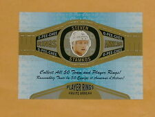 2013-14 O Pee Chee Player Ring Hockey Card # R46 Steven Stamkos