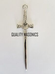 Freemason Masonic Tyler Collar Jewel (HIGH QUALITY) BRAND NEW