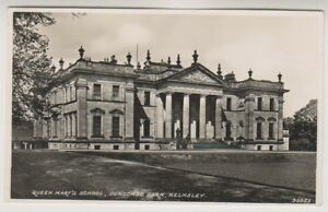 Yorkshire (North) postcard - Queen Mary's School, Duncombe Park, Helmsley (A404)