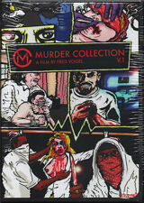 Murder Collection Volume 1 (2009) DVD - A Film by Fred Vogel - Brand new cover!