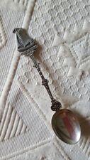 Silver Belgium collection Spoon ANTWERPEN Voilier Cuillère argent HH 90 Poinçon