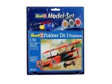 Revell 1 72 04116 conjunto de modelos triplano Fokker Dr. 1