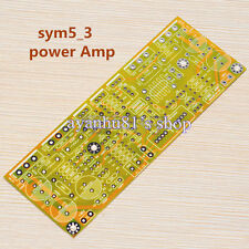 150W Class AB Audio Power Amplifier Verstärker Board PCB based on Symasym5-3