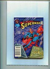 BEST OF DC BLUE RIBBON DIGEST HI GRADE 9.2 SUPERMAN CANADIAN PRICE VARIANT