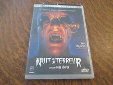 dvd nuit de la terreur un film de tobe hooper