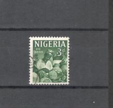 NIGERIA 101 - SCULTURA 1961 - MAZZETTA DI 15 - VEDI FOTO