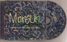 """Mansun - """"Attack of The Grey Lantern"""" - CD is in poor condition"""