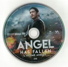 Angel Has Fallen (DVD disc) Gerard Butler, Morgan Freeman