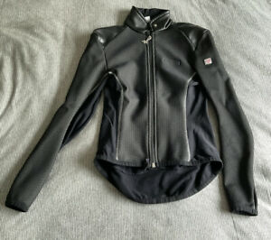 Assos Womens Cycling Jacket-small-black-super high quality in Vgc