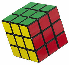 Magic Cube Puzzle Fun Challenge Practice Colour Match Game Test Skill Brain