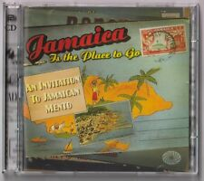 JAMAICA is the place to go Double CD 50's Mento/Ska/Reggae/Rock Steady