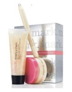Mark By Avon Coconut Treat  Bath & Body Trio Gift Set