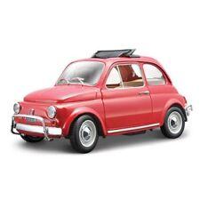 Voitures, camions et fourgons miniatures rouge cars pour Fiat