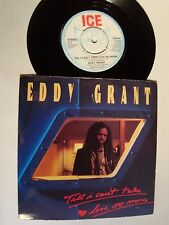 "EDDY GRANT: Till I can't take love no more / California style 7"" 45T 1983 ICE 60"