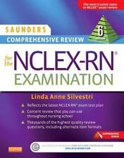 Saunders Comprehensive Review for the NCLEX-RN® Examination, 6e (Saunders Compre