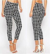 Pantalones de mujer color principal negro talla 40