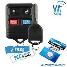 Car Fob Keyless Entry For 2000 2001 2002 2003 2004 2005 2006 Ford Explorer + Key