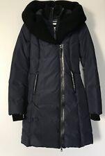 Mackage Brigid Knit Trim Coat xxs