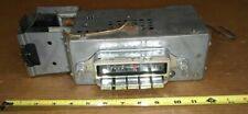 1959 1960 Pontiac push button AM radio for restoration 989614